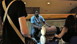 djembe workshops, Surrey
